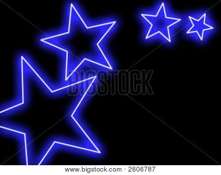 Glowing Stars