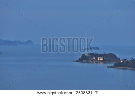 A Coast In Ngam Tau Sha Sai Kung In Hong Kong