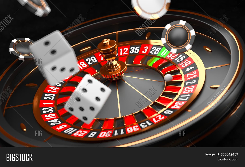 Casino Background Image Photo Free Trial Bigstock
