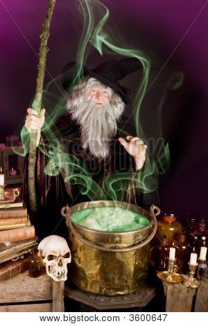 Sopa de feiticeiro