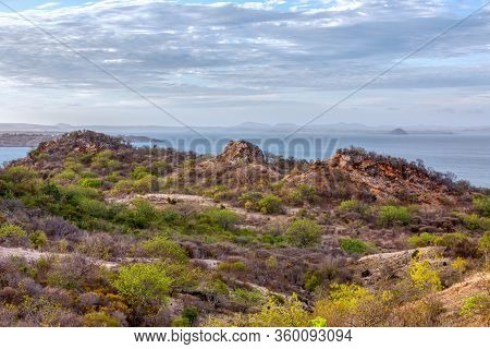 Awesome Landscape Of Antsiranana Bay, Diego-suarez Bay, Large Natural Bay In The Northeast Coast Of