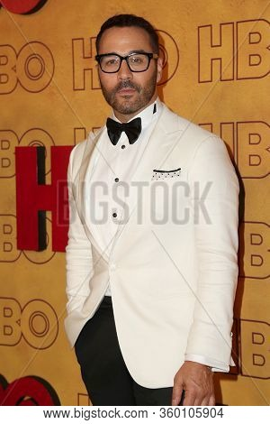 LOS ANGELES - SEP 17:  Jeremy Piven at the HBO After Party at Pacific Design Center on September 17, 2017 in West Hollywood, CA