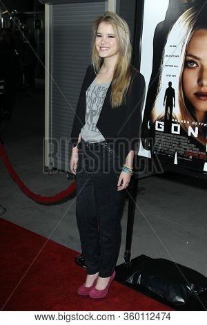 LOS ANGELES - MAY 12:  Taylor Spreitler at the