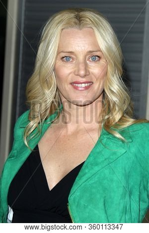 LOS ANGELES - MAY 12:  Angela Featherstone at the