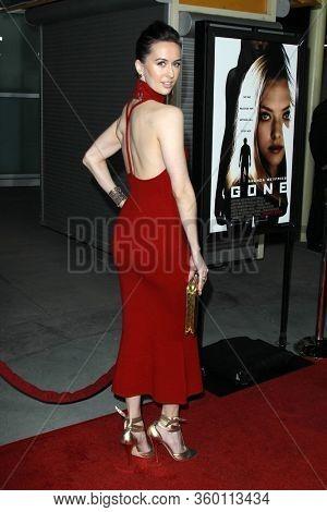 LOS ANGELES - MAY 12:  Erin Carufel at the