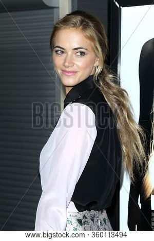 LOS ANGELES - MAY 12:  Emily Wickersham at the