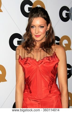 LOS ANGELES - JAN 13:  Katie Cassidy at the GQ Men of the Year Party at the Chateau Marmont on January 13, 2012 in West Hollywood, CA12