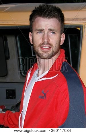 LOS ANGELES - OCT 12:  Chris Evans at the Puma Presents Riddim + Run at the Siren Studios on October 12, 2011 in Los Angeles, CA