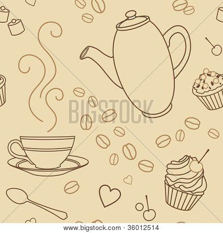 Coffee-pattern