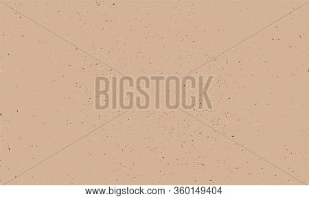 Kraft, Texture. Kraft Paper Beige Empty Background, Surface, Wallpaper And Texture With Copy Space.