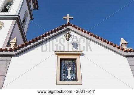 Our Lady Of Conception (nossa Senhora Da Conceicao) In Quarteira