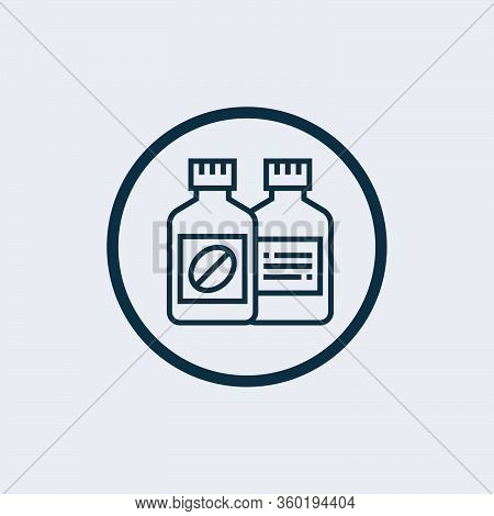 Instant Coffee Icon Vector From Coffee Collection. Thin Line Instant Coffee Outline Icon Vector Illu