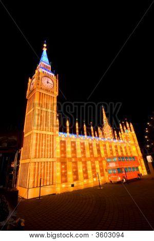 Big Ben Lights