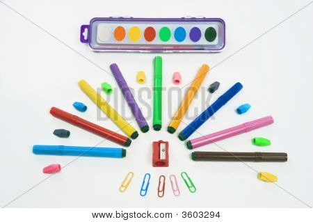 Back To School Colors