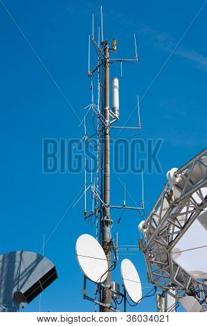 Small Antenna Tower