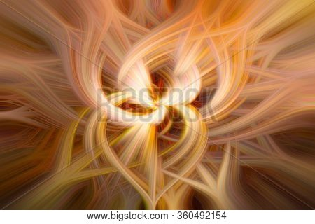 Hd Fractal Background, Hd Abstract Background With Fire, Abstract Fire Wallpaper, Hd Orange And Yell