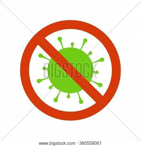 Flash Coronavirus Stamp Mers-cov. 2019-n Cov Is A Concept Of A Pandemic Medical Health Risk With Dan
