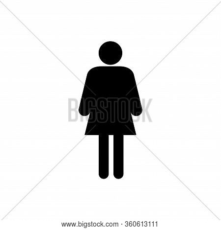 Male Icon Isolated On White Background. Male Icon Modern Symbol For Graphic And Web Design. Male Ico