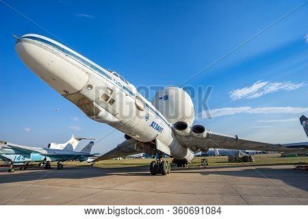 Heavy Transport Aircraft Atlant
