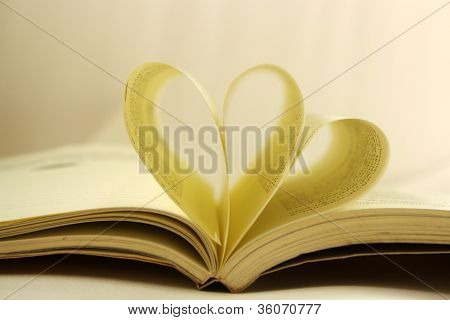 paper heart book