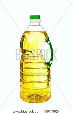 Bottle With Oil