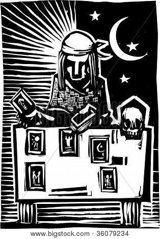 Gypsy Tarot Card Reading