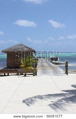 Southern Cross Club Beach, Little Cayman, Cayman Islands, Caribbean