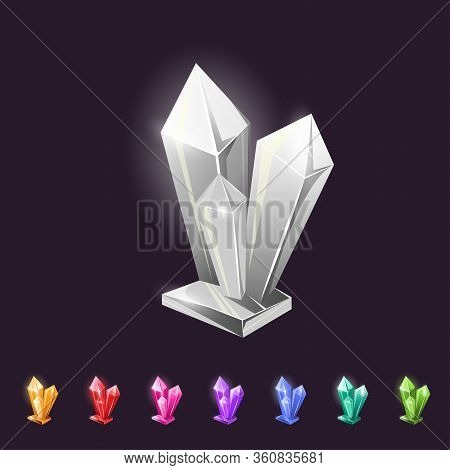 Diamond Jewelry Symbol, Jewelry, Gem. Diamond Sign Icon, Gemstone.