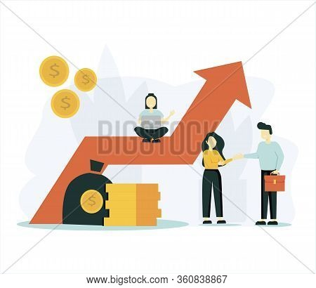 Business Strategy, Financial Analytics. Profit Increasing. Sales Growth, Sales Manager, Accounting,