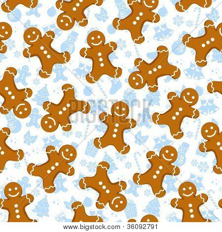 gingerbread pattern