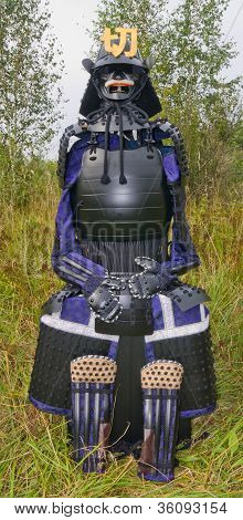 Japanese Medieval Samurai Armor