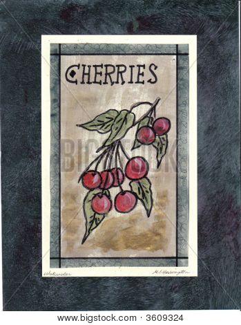 Sign Cherries