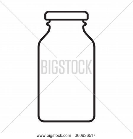 Mayo Vector Icon.outline Vector Icon Isolated On White Background Mayo.