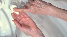 The Right Technique For Good Hand Hygiene To Protect Yourself From The Germs And The Covid19 Coronav