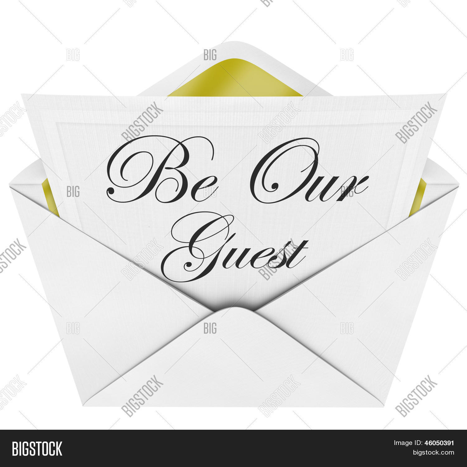 be our guest words image photo free trial bigstock