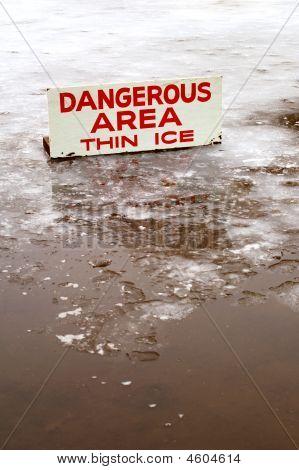 Dangerous Area: Thin Ice