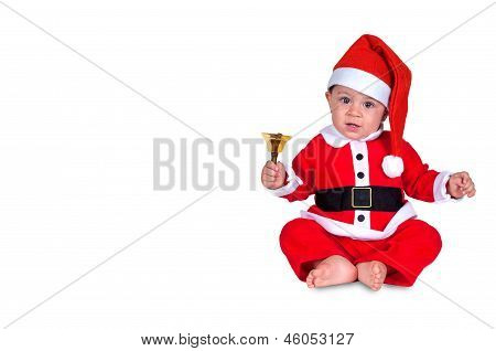 Cute Christmas Baby