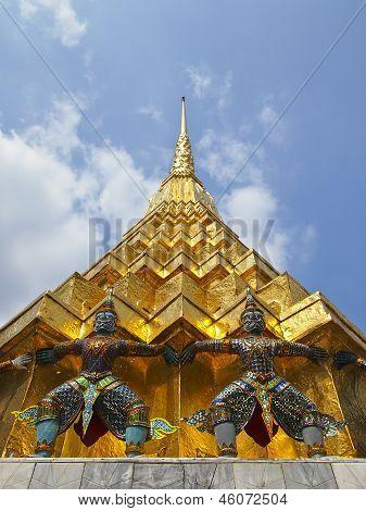 Giant Lift Up Pagoda