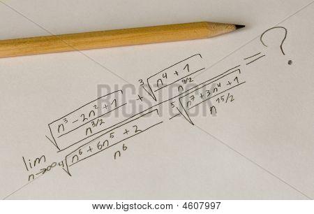 The Mathematical Formula