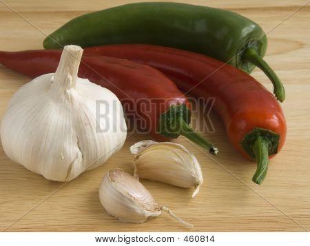 Chiili And Garlic Iii