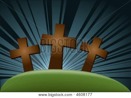 Easter-cross