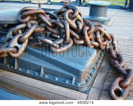 Chains On The Deck