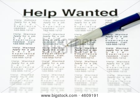 Help Wanted Looking For Work 2