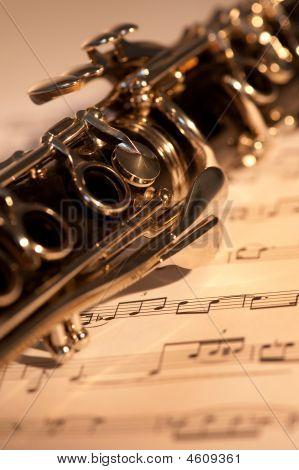 Clarinet Keys