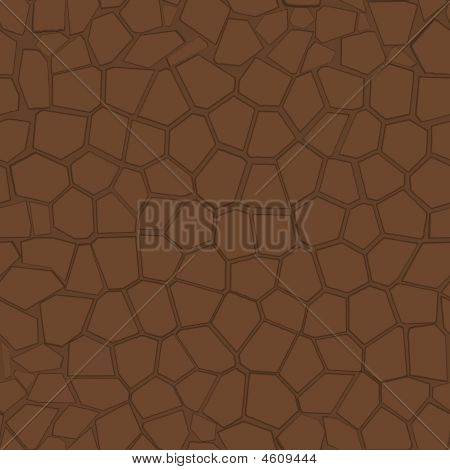 Structure Of A Natural Stone. Vector Illustration