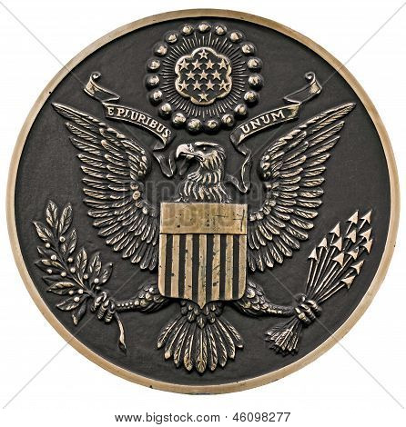 Seal Of The Us