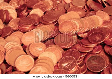 Five Cent Pieces