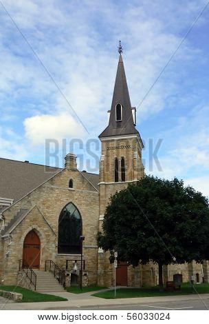 St. Andrew's presbyterian church, Gananoque,Canada