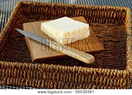 Assiago cheese