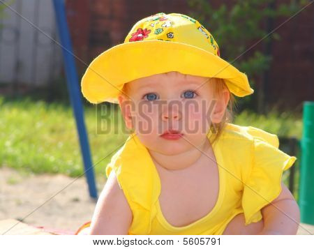 Baby In Yellow One